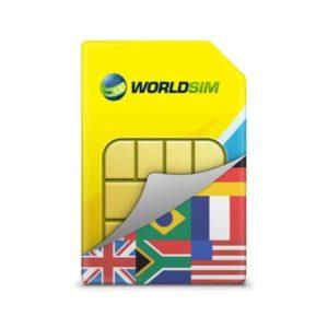 Welt-Prepaid-Sim-Karte