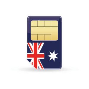 Australien Simkarte