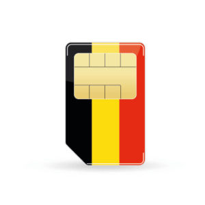 Belgien Simkarte