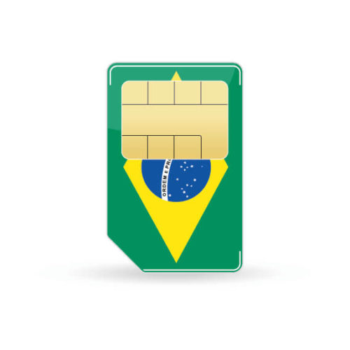 Brasilien Simkarte