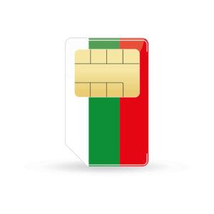 Bulgarien Simkarte