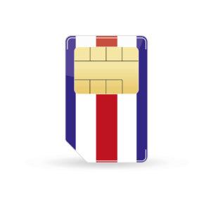 Costa Rica Simkarte