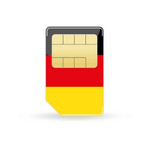 Deutschland Simkarte