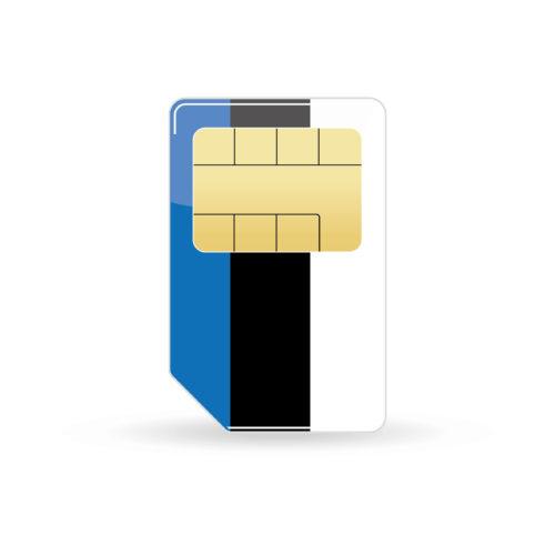 Estland Simkarte
