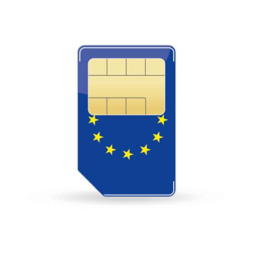 Europa Simkarte