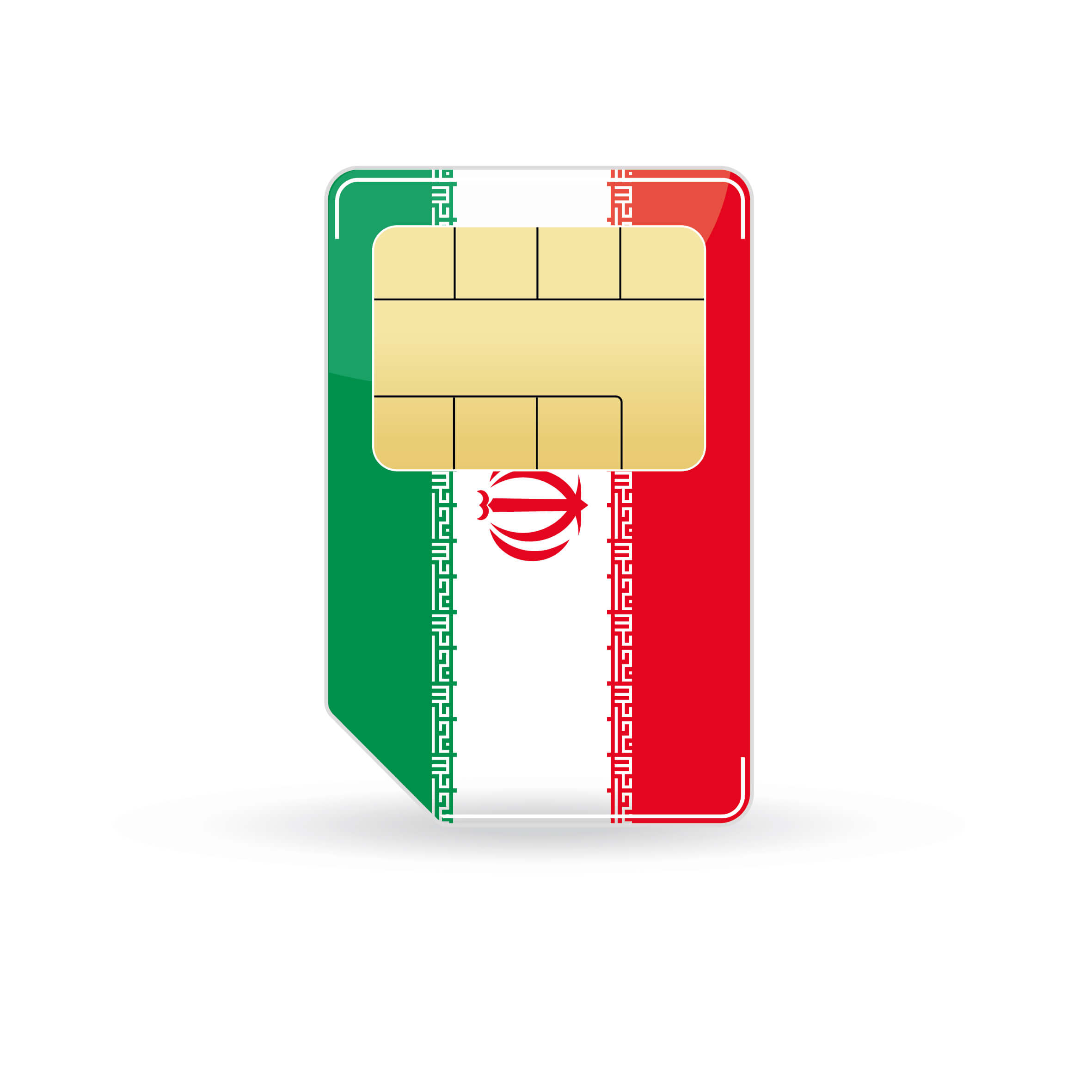 Iran Prepaid Sim Karte Beachsim Com Daten Telefonie Fur
