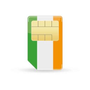 Irland Simkarte