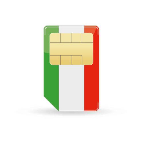 Italien Simkarte