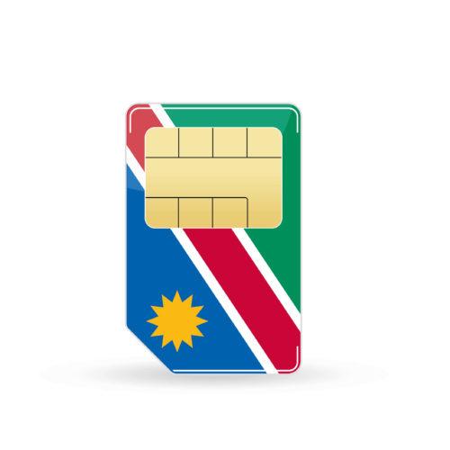 Namibia Simkarte