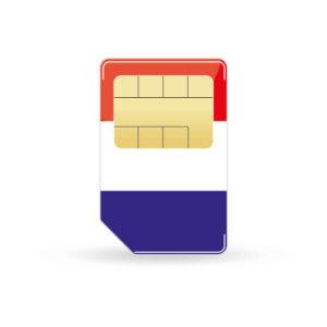 Niederlande Simkarte