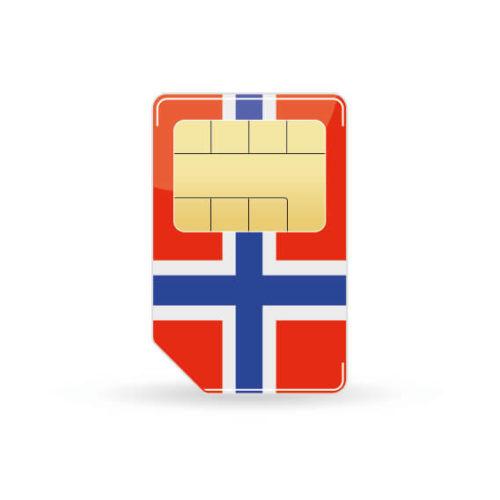 Norwegen Simkarte