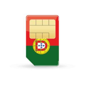 Portugal Simkarte