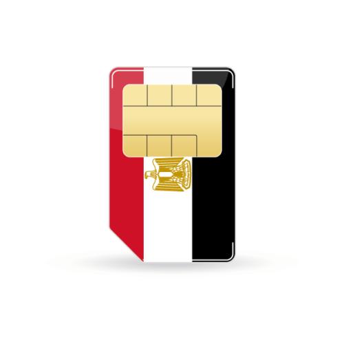 Ägypten Prepaid Sim-Karte