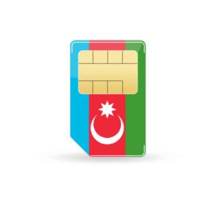 Aserbaidschan Prepaid Sim-Karte
