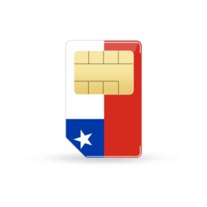 Chile Prepaid Sim-Karte