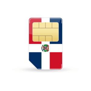 Dominikanische Republik Prepaid Sim-Karte