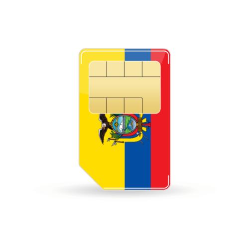 Ecuador Prepaid Sim-Karte