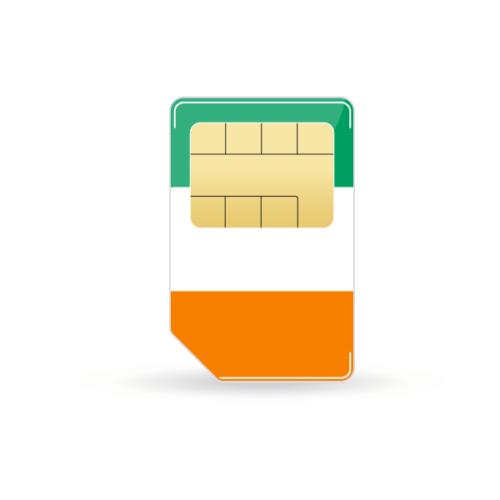 Elfenbeinküste Prepaid Sim-Karte