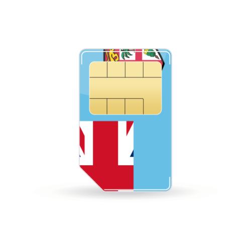 Fidschi Prepaid Sim-Karte