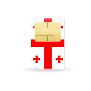 Georgien Prepaid Sim-Karte