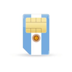 Argentinien Simkarte