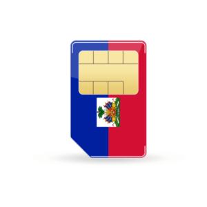 Haiti Prepaid Sim-Karte