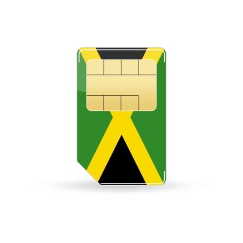 Jamaika Prepaid Sim-Karte