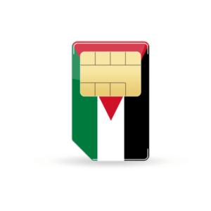 Jordanien Prepaid Sim-Karte