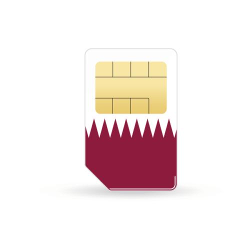Katar Prepaid Sim-Karte