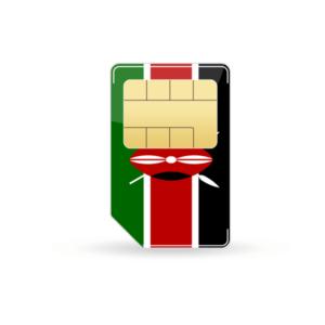 Kenia Prepaid Sim-Karte