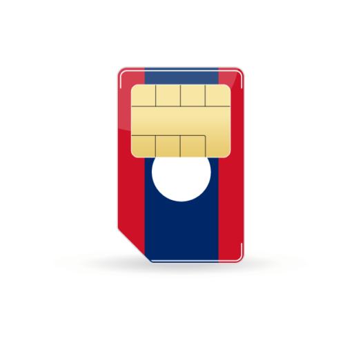 Laos Prepaid Sim-Karte