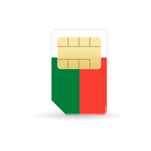 Madagaskar Prepaid Sim-Karte