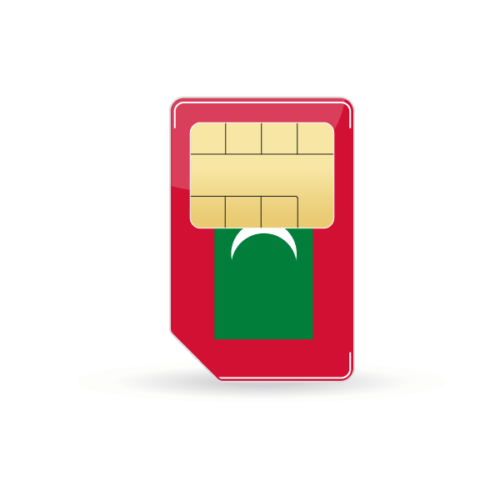Malediven Prepaid Sim-Karte