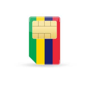 Mauritius Prepaid Sim-Karte