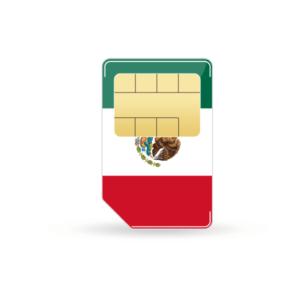 Mexiko Prepaid Sim-Karte