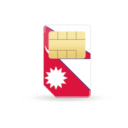Nepal Prepaid Sim-Karte