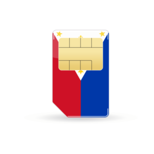 Philippinen Prepaid Sim-Karte