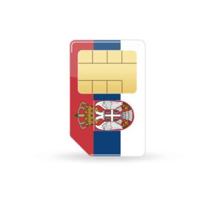 Serbien Prepaid Sim-Karte