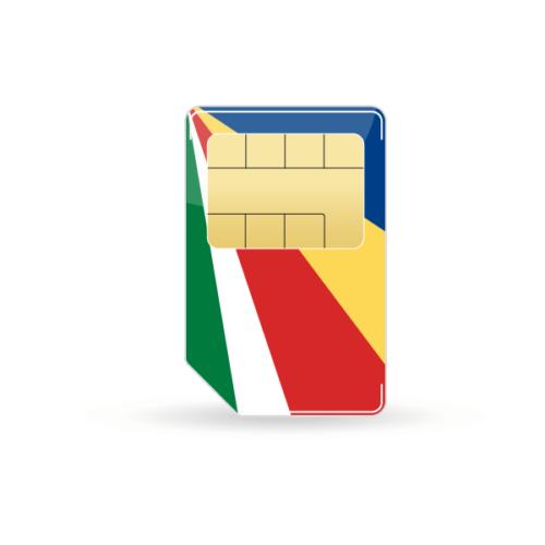 Seychellen Prepaid Sim-Karte