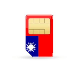 Taiwan Prepaid Sim-Karte