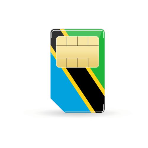Tansania Prepaid Sim-Karte