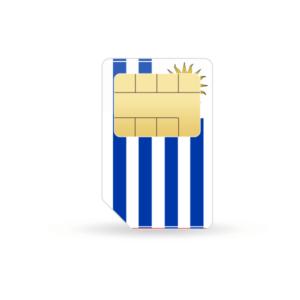 Uruguay Prepaid Sim-Karte