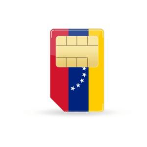 Venezuela Prepaid Sim-Karte