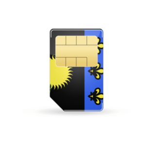 Guadaloupe Prepaid Sim-Karte