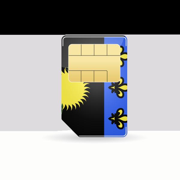 Sim Karte Prepaid.Guadeloupe Sim Card Prepaid