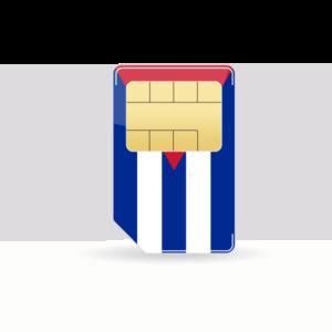 Kuba SIM Karte Prepaid